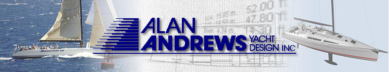 Alan Andrews Yacht Design
